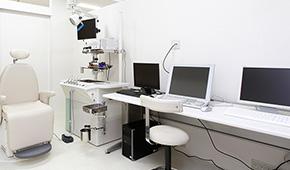 最新設備で迅速な診断