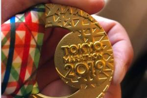 4年ぶり東京マラソンまらそ