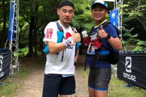 六甲5ピークストレイル大会出走(^^)